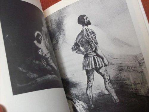 eugne delacroix. exposition du centenaire 1798-1863