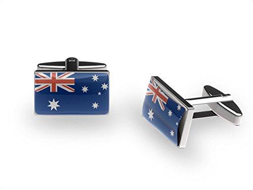 aussie-norme-australia-flag-cufflinks-gemelli-con-scatola-regalo
