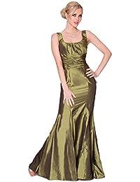 SEXYHER trompeta plaza de la sirena del estilo de las damas de honor vestido de noche formal -EDJ1650