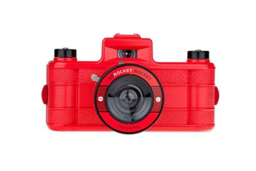LOMOGRAPHY SPROCKET ROCKET SUPERPOP-RED