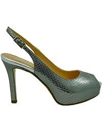 Amazon.es  pedro miralles zapatos mujer - 38   Zapatos para mujer ... 32f5d409bc6e