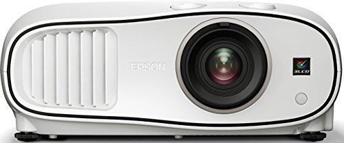 Bild 60: Epson EH-TW6100 3D Heimkino 3LCD-Projektor (Full HD 1080p, 2.300 Lumen Weiß & Farbhelligkeit, 40.000:1 Kontrast, 2x HDMI (1x MHL), inkl. 1x 3D Brille) schwarz