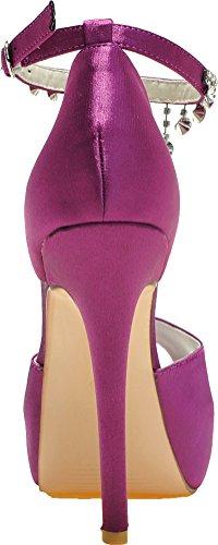 Salabobo Ballerine donna Purple