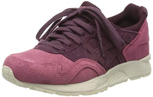 ASICS Damen Gel-Lyte V HL7E8-3333 Gymnastikschuhe, Violett (Eggplant/Eggplant), 37 EU