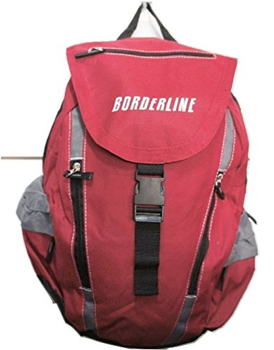 A Zainetto BorderlineBorsa Travelkit Large X – Donna Rosso fb6gyv7Y