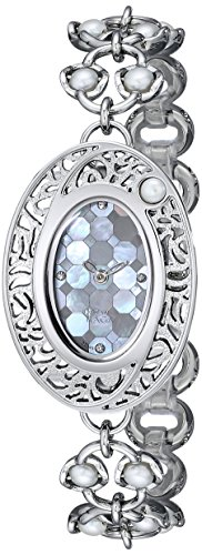 Titan Raga Pearl Analog Mother of Pearl Dial Women's Watch - 9973SM01 image