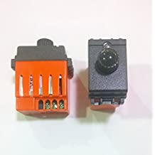 Bticino con regulador de intensidad living clásica 100-500W 220 V resistivo de Relco