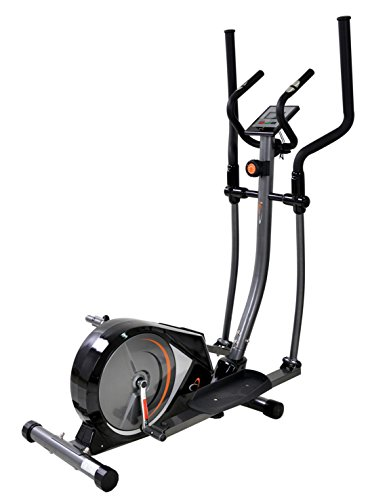 Magnetic Cross Trainer Fitness Cardio Weightloss Plus 1 Year Warranty, RRP £249.99