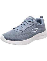Scarpe comode SKECHERS Scarpa sportiva blu, azzurro e