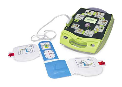 Défibrillateur ZOLL AED Plus (Semi-automatique)