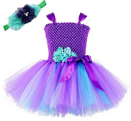 Vorschul Kostüm - Tutu Dreams mädchen kostüme klein lila-teal