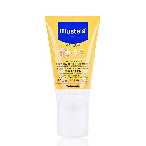 Mustela Lait Solaire SPF50+ Tube 40 ml