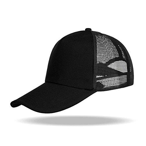 WinCret Sol Protección Sombreros Gorra de Malla - Protector Solar de Secado  rápido al Aire Libre 4443b9c46f14