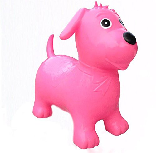 Happy Hopperz - Perro, color rosa (HHZ03NEW)