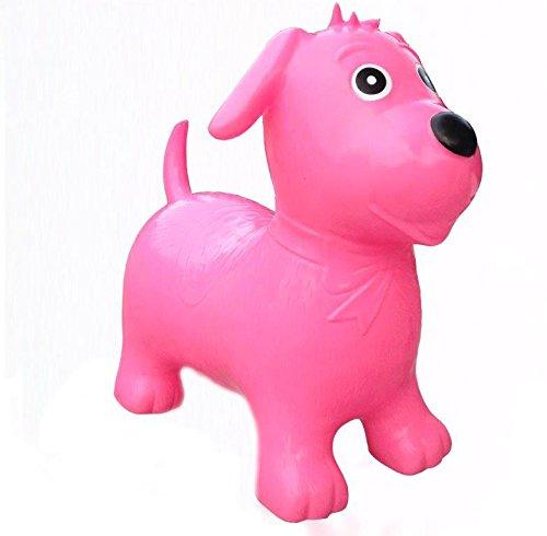 Happy Hopperz - Perro, color rosa (HHZ03NEW)