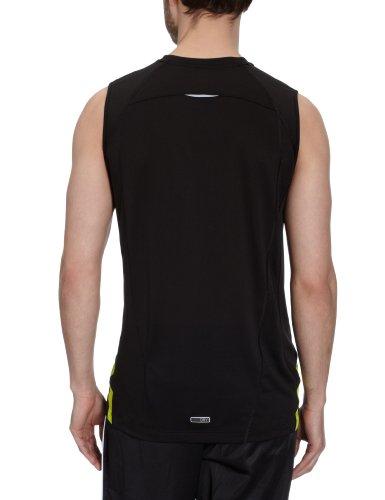 PUMA Herren T-Shirt Sless Black