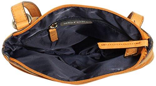 GERRY WEBER Team Spirit Shoulder Bag V, S Schultertaschen Orange (light orange 201)
