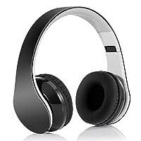 Le cuffie producono un suono potente e dalla qualità Hi-Fi stereo, mentre il microfono integrato permette un semplice utilizzo anche per le chiamate. Si tratta di una cuffia full size che si connette facilmente con qualsiasi dispositivo bluet...