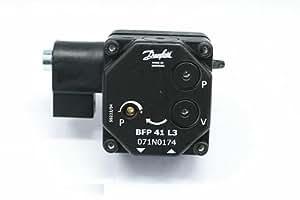 Pompe BFP 41 L3 avec électrovanne. Cartouche filtrante facilement démontable Réf. 071N0174
