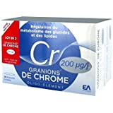 Granions de Chrome 200 mcg Lot de 2 x 30 Ampoules