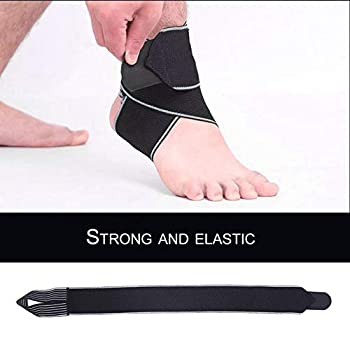 Elastic Strap Ankle Guard...