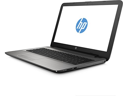 HP 250 G5 SP Z2Z76ES 396 cm 156 Zoll HD Business Laptop Notebook mit Intel Celeron N 3060 1 TB HDD 4 GB RAM Intel HD Graphics Win 10 family home grau silber Notebooks