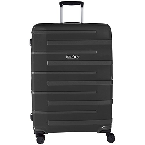 Epic Neo-X Ultra Valise 4 roulettes 65 cm Black