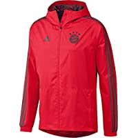 adidas Kinder 18/19 FC Bayern Regenjacke