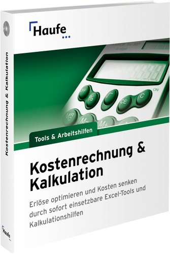Haufe Business Tools - Kostenrechnung&Kalkulation