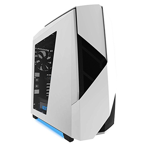 NZXT CA-N450W-W1 Cassa per PC da Gaming, Multicolore