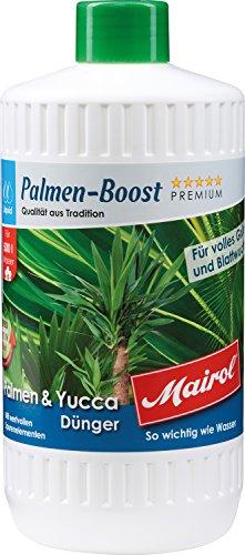 Mairol Palmen- und Yucca-Dünger Palmen-Boost Liquid 1.000 ml