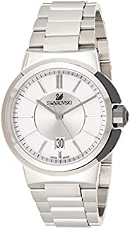 Swarovski Dress Watch, Analog, For Men, Stainless Steel, 1094351,