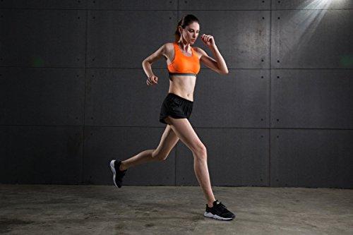 Cody Lundin® Femmes Shorts Sports de Loisirs Noir