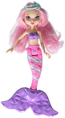 Mattel Barbie Mini Doll Mermaid - Pink Hair (Dng10)