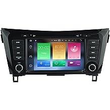 ... Octa Core 64 Bit iNand 32 GB RAM coche DVD reproductor GPS estéreo unidad de la unidad de navegación Radio WIFI para Nissan X-Trail Rogue Qashqai 2014 ...
