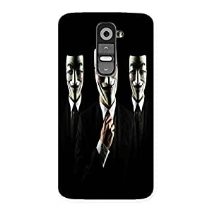Unicovers Tri Face Back Case Cover for LG G2