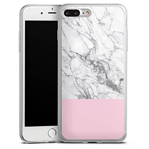 Apple iPhone 4s Slim Case Silikon Hülle Schutzhülle Marmor Look Marble Stein Silikon Slim Case transparent