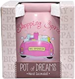 Pot of Dreams - Shopping Spree - Ceramic Money Pot