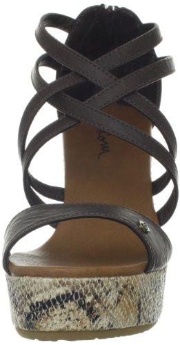 Volcom Buzz Shoe maroon Marron