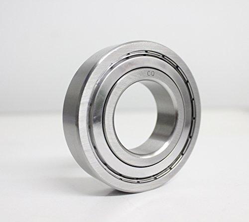 Preisvergleich Produktbild 6004 ZZ / 6004z Kugellager 20x42x12 mm Industriequalität DIN625-1 mit G10-Präzisionskugeln / Innendurchmesser 20mm
