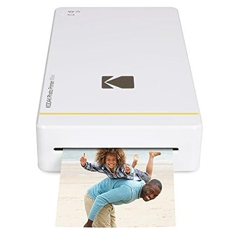 Kodak Mini Mobile Wi-Fi & NFC 2.1 x 3.4