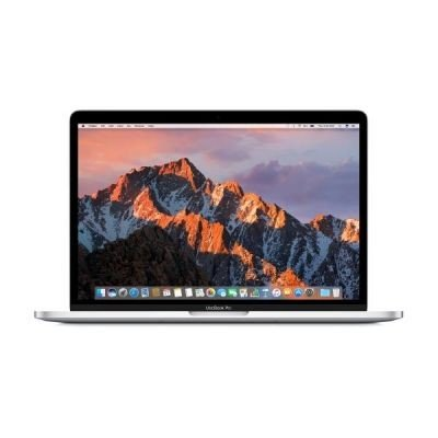 "Apple MacBook Pro, 13"" mit Touchbar, Intel Dual-Core i5 3,1 GHz, 512 GB SSD, 8 GB RAM, 2017, Silber"