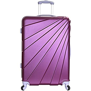 Karabar Hard Shell Extra Large Suitcase Luggage Bag Xl 76