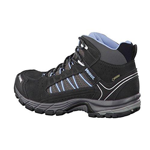 Meindl  52730-31 Journey Lady Mid Gtx, Chaussures de randonnée montantes pour femme gris foncé