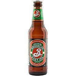 Brooklyn East India Pale Ale (IPA) - Cerveza americana - 35.5cl x 6
