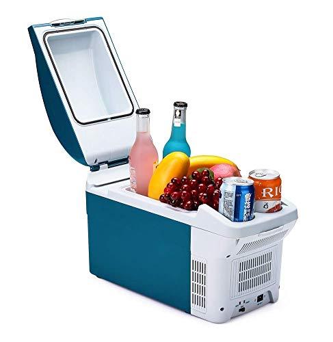 Electric Cool Box 8.5L Refrigeradores para autos Congelador portátil Disipación de calor...