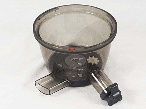 Kenwood - Bol, recipiente, para extractor de zumo, licuadora, cód. JMP80.