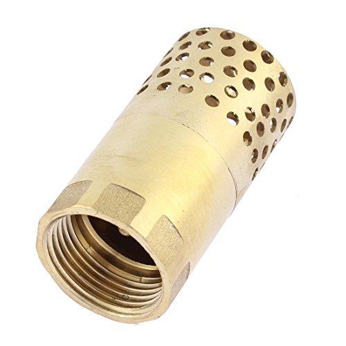 Strömungsmaschinen Messing Fuß Bodenventil 1BSP Innengewinde