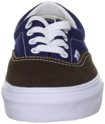 Vans Era Unisex - Erwachsene Sportschuhe - Skateboarding  Braun (Brown/Estate Blue)