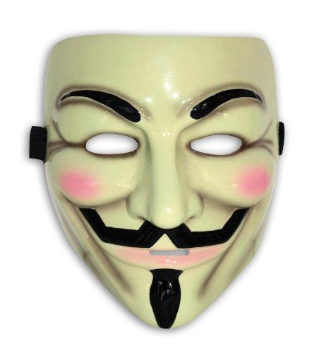 V For Vendetta Deluxe Mask (máscara/ careta)